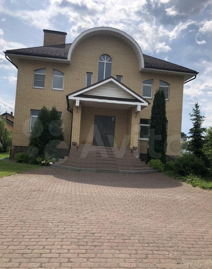 Продажа дома Черноголовка, Рябиновая улица 14, цена 36000000 рублей, 2021 год объявление №625403 на megabaz.ru