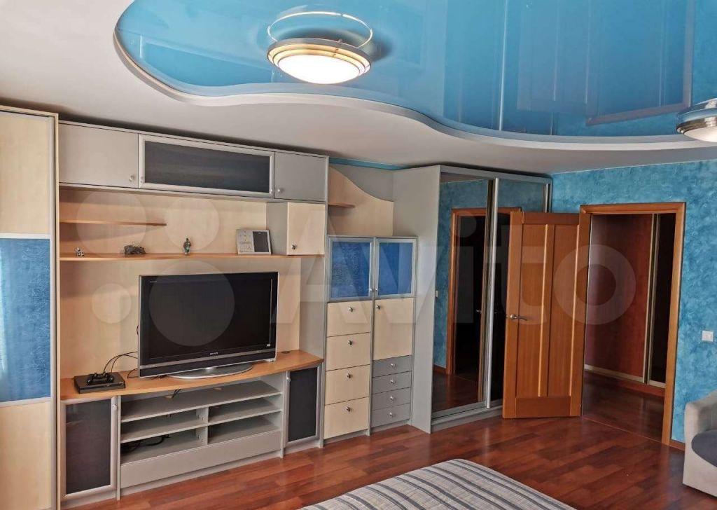Аренда двухкомнатной квартиры Краснознаменск, улица Победы 6к2, цена 40000 рублей, 2021 год объявление №1402201 на megabaz.ru
