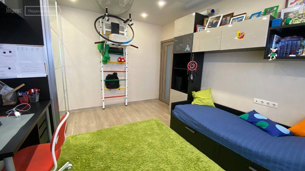 Продажа двухкомнатной квартиры деревня Брёхово, метро Митино, цена 7300000 рублей, 2021 год объявление №576415 на megabaz.ru