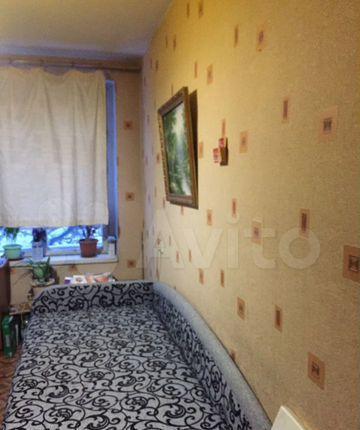 Продажа двухкомнатной квартиры деревня Пуршево, Новослободская улица 14, цена 4500000 рублей, 2021 год объявление №576798 на megabaz.ru