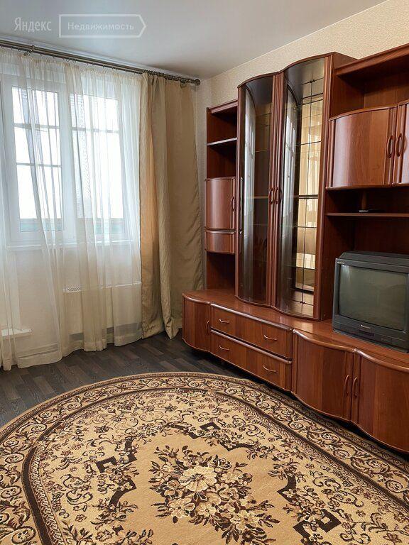 Аренда однокомнатной квартиры Краснознаменск, улица Победы 16, цена 25000 рублей, 2021 год объявление №1335802 на megabaz.ru