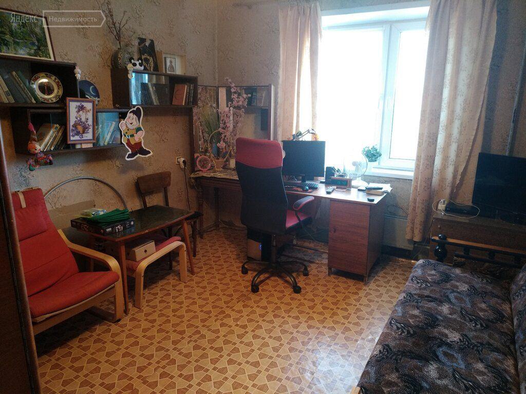 Продажа двухкомнатной квартиры Орехово-Зуево, улица 1905 года 13, цена 3690000 рублей, 2021 год объявление №576705 на megabaz.ru