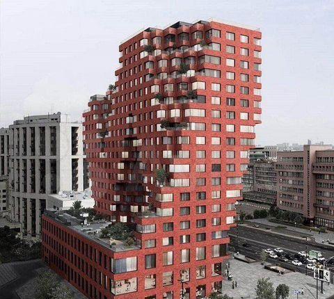 Продажа однокомнатной квартиры Москва, метро Красные ворота, цена 22990000 рублей, 2021 год объявление №576846 на megabaz.ru