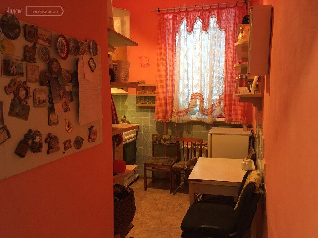 Аренда двухкомнатной квартиры Волоколамск, Фабричная улица 17, цена 13000 рублей, 2021 год объявление №1340363 на megabaz.ru
