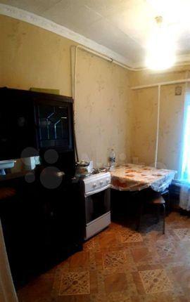 Продажа однокомнатной квартиры Кашира, Пушкинская улица 32, цена 1250000 рублей, 2021 год объявление №541410 на megabaz.ru