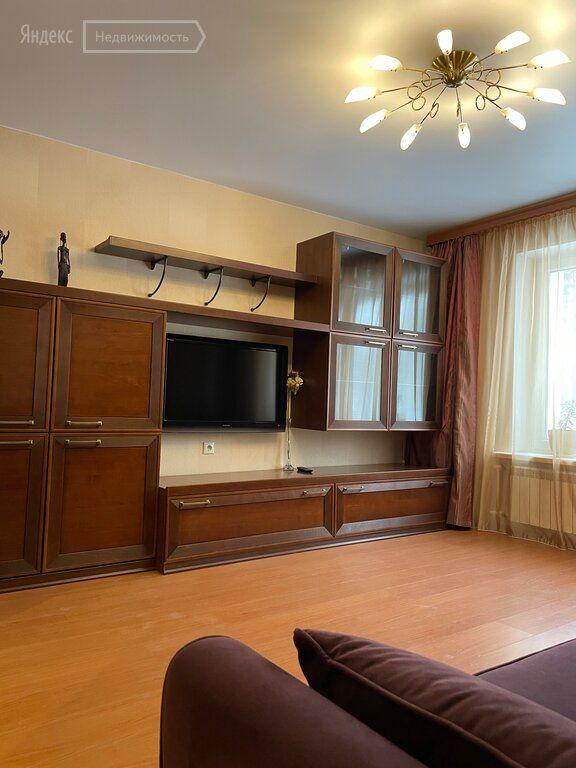 Аренда трёхкомнатной квартиры Москва, Коптевская улица 18к2, цена 62000 рублей, 2021 год объявление №1335896 на megabaz.ru