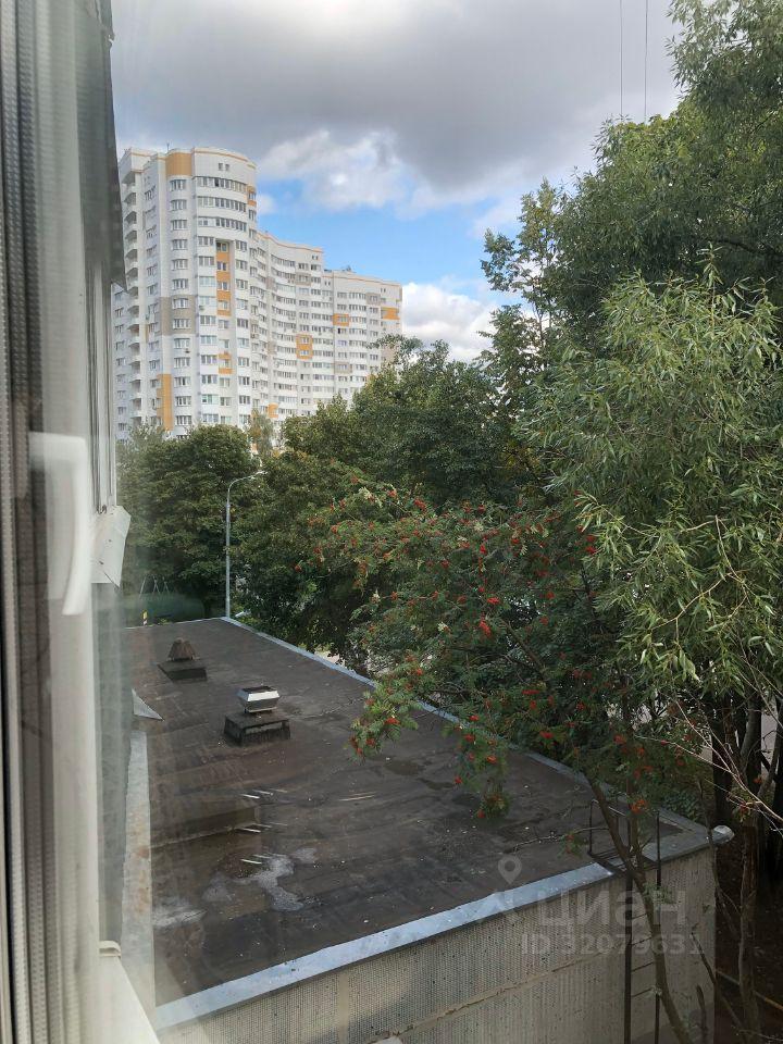 Продажа однокомнатной квартиры Москва, метро Беляево, Профсоюзная улица 98к11, цена 10150000 рублей, 2021 год объявление №662355 на megabaz.ru