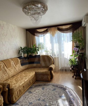 Продажа двухкомнатной квартиры Ступино, улица Андропова 64, цена 5450000 рублей, 2021 год объявление №577407 на megabaz.ru