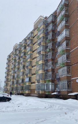 Продажа однокомнатной квартиры деревня Сабурово, Парковая улица 29, цена 3850000 рублей, 2021 год объявление №577517 на megabaz.ru