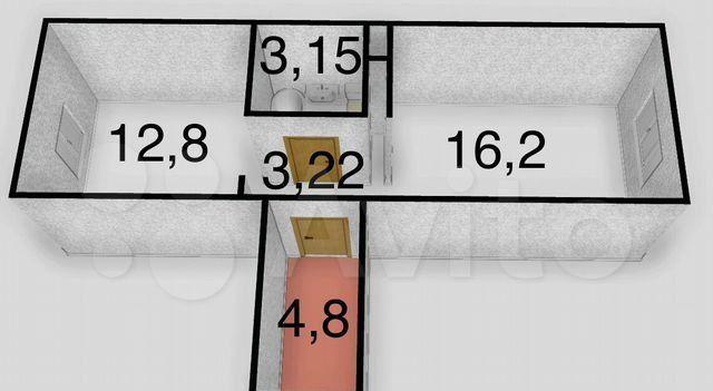 Продажа однокомнатной квартиры деревня Путилково, метро Митино, Братцевская улица 8, цена 6500000 рублей, 2021 год объявление №596344 на megabaz.ru