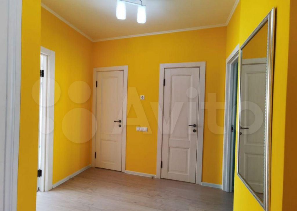 Продажа двухкомнатной квартиры деревня Солманово, Лазурная улица 15, цена 8900000 рублей, 2021 год объявление №674879 на megabaz.ru