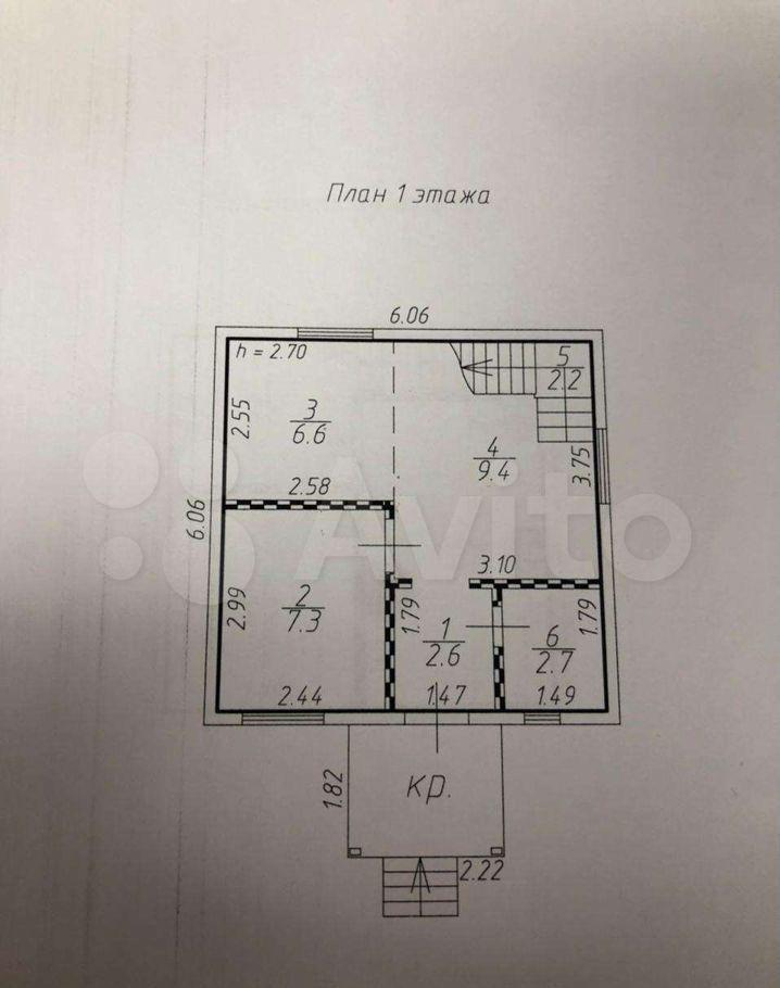 Продажа дома деревня Клишева, Огородная улица, цена 3550000 рублей, 2021 год объявление №611837 на megabaz.ru