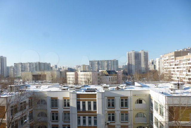 Продажа трёхкомнатной квартиры Москва, метро Братиславская, Марьинский бульвар 11, цена 14500000 рублей, 2021 год объявление №577515 на megabaz.ru