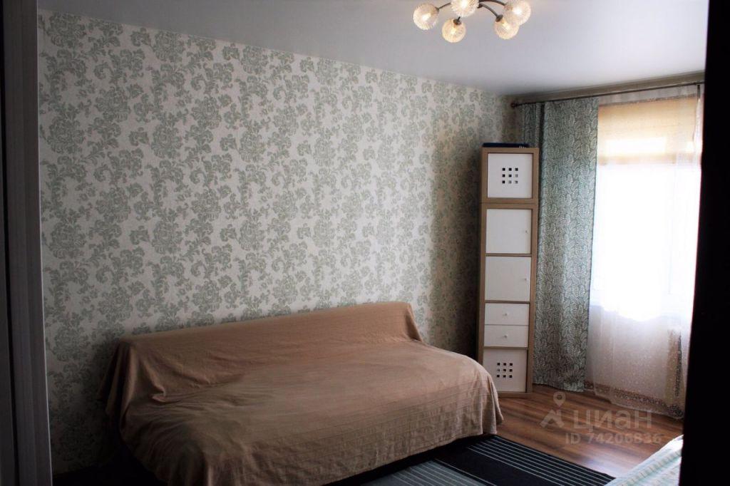 Продажа двухкомнатной квартиры село Растуново, улица Заря 9, цена 4600000 рублей, 2021 год объявление №631283 на megabaz.ru