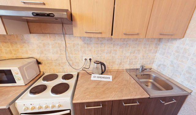 Аренда однокомнатной квартиры Ивантеевка, Школьная улица 25, цена 1600 рублей, 2021 год объявление №1322865 на megabaz.ru