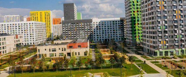Продажа двухкомнатной квартиры Москва, метро Бунинская аллея, цена 7640000 рублей, 2021 год объявление №577490 на megabaz.ru