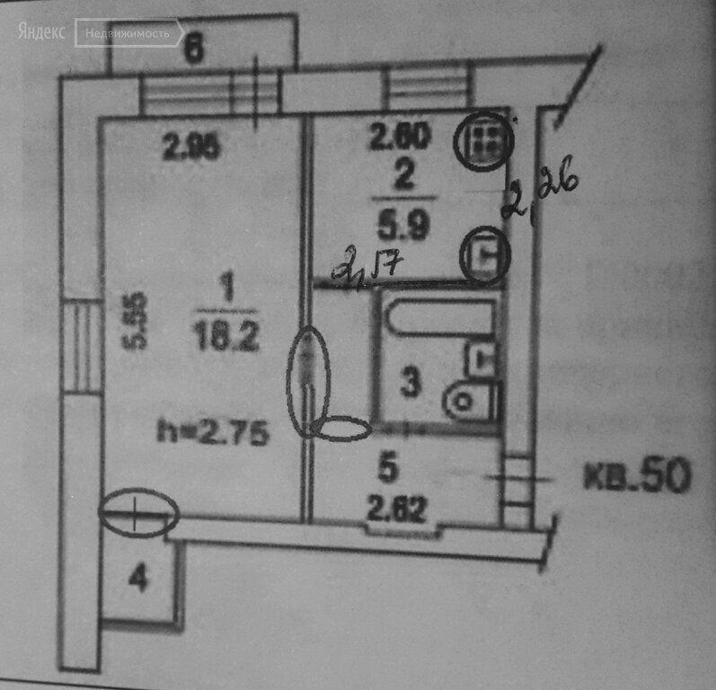 Продажа однокомнатной квартиры Люберцы, метро Жулебино, Октябрьский проспект 60, цена 6400000 рублей, 2021 год объявление №577530 на megabaz.ru