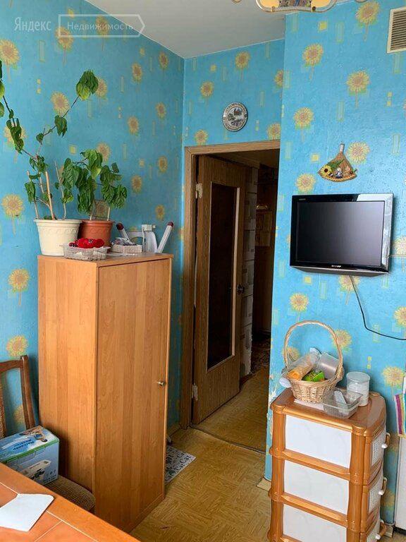 Продажа двухкомнатной квартиры Москва, улица Ивана Франко 40к1, цена 11150000 рублей, 2021 год объявление №578008 на megabaz.ru