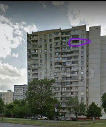Продажа однокомнатной квартиры Москва, метро Царицыно, Элеваторная улица 10к1, цена 7500000 рублей, 2021 год объявление №577972 на megabaz.ru