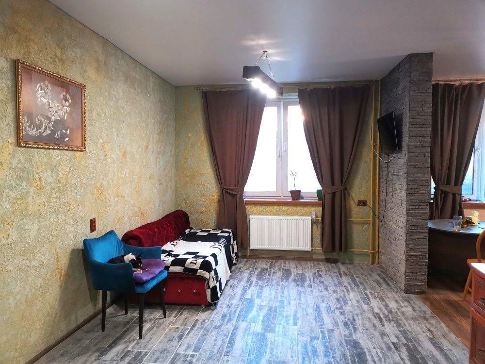 Аренда однокомнатной квартиры поселок Мебельной фабрики, Заречная улица 7, цена 26000 рублей, 2021 год объявление №1431956 на megabaz.ru
