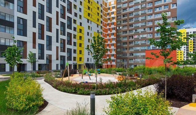 Продажа однокомнатной квартиры поселок Отрадное, метро Пятницкое шоссе, цена 7000000 рублей, 2021 год объявление №577931 на megabaz.ru