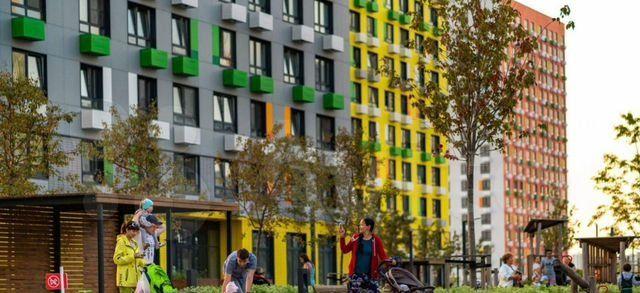 Продажа двухкомнатной квартиры Москва, метро Бунинская аллея, цена 7660000 рублей, 2021 год объявление №578022 на megabaz.ru