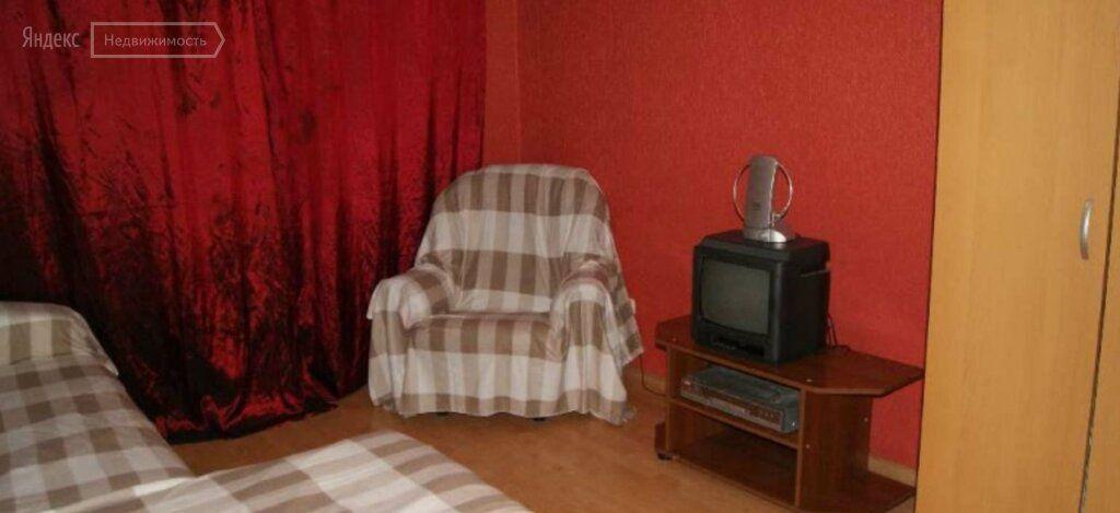 Аренда однокомнатной квартиры Голицыно, Советская улица 48, цена 15000 рублей, 2021 год объявление №1337077 на megabaz.ru