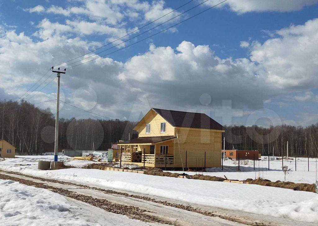 Продажа дома деревня Сенино, цена 3900000 рублей, 2021 год объявление №585631 на megabaz.ru
