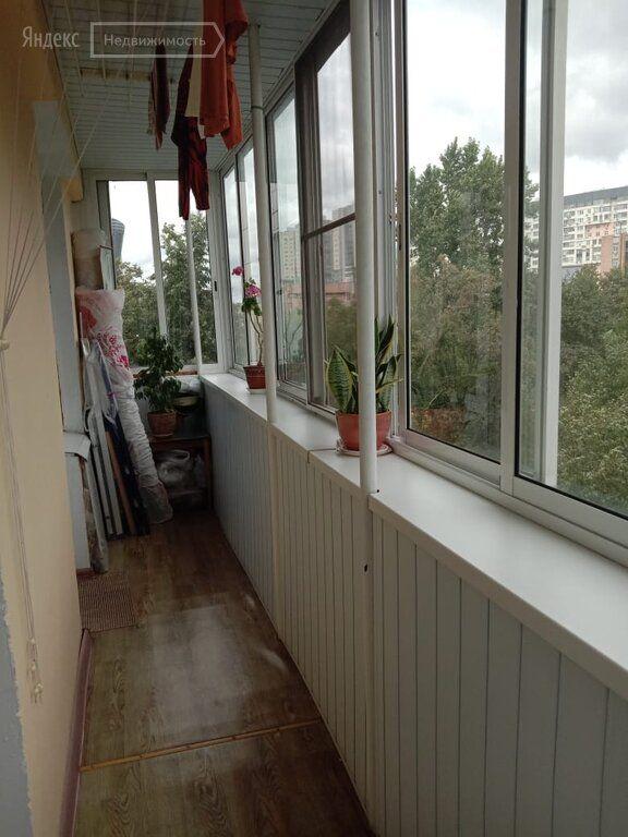 Продажа двухкомнатной квартиры Москва, метро Полежаевская, улица Куусинена 6Ак1, цена 16500000 рублей, 2021 год объявление №597936 на megabaz.ru