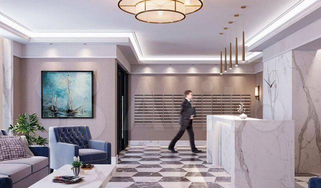 Продажа двухкомнатной квартиры Москва, метро Водный стадион, цена 14800000 рублей, 2021 год объявление №578018 на megabaz.ru
