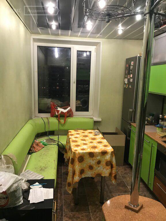 Продажа двухкомнатной квартиры Москва, Ташкентская улица 9, цена 9950000 рублей, 2021 год объявление №577978 на megabaz.ru