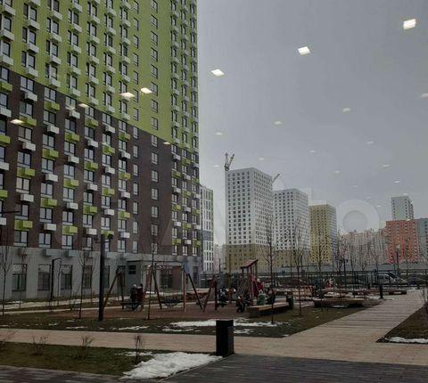 Продажа однокомнатной квартиры Видное, метро Улица Скобелевская, цена 5300000 рублей, 2021 год объявление №595198 на megabaz.ru