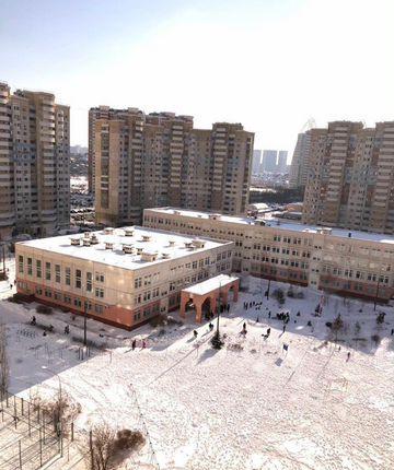 Продажа двухкомнатной квартиры Красногорск, метро Мякинино, Ильинский бульвар 4, цена 12800000 рублей, 2021 год объявление №577942 на megabaz.ru