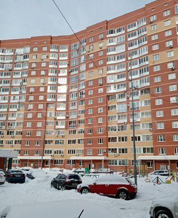 Продажа однокомнатной квартиры Жуковский, Солнечная улица 11, цена 5750000 рублей, 2021 год объявление №577981 на megabaz.ru