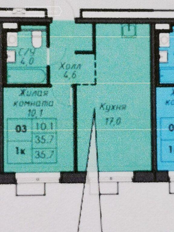 Продажа однокомнатной квартиры Москва, метро Братиславская, Люблинская улица 78к2, цена 8900000 рублей, 2021 год объявление №578419 на megabaz.ru