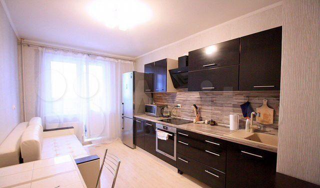 Аренда двухкомнатной квартиры деревня Марусино, Заречная улица 37к4, цена 25000 рублей, 2021 год объявление №1342382 на megabaz.ru