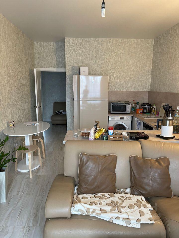 Продажа двухкомнатной квартиры деревня Митькино, Цветочная улица 1, цена 8000000 рублей, 2021 год объявление №634440 на megabaz.ru