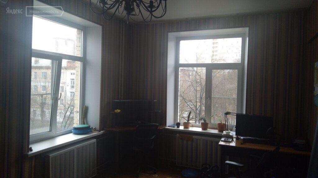 Продажа комнаты Москва, метро Измайловская, 2-я Прядильная улица 3к1, цена 3750000 рублей, 2021 год объявление №578366 на megabaz.ru
