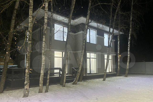 Продажа дома деревня Кашино, Московская улица 105, цена 23499000 рублей, 2021 год объявление №578435 на megabaz.ru