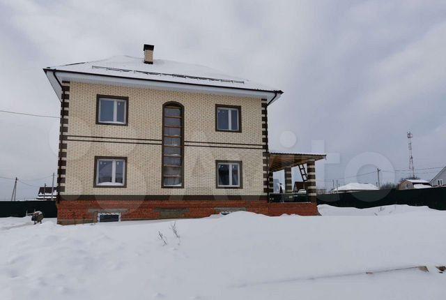 Продажа дома деревня Старниково, Зелёная улица, цена 5200000 рублей, 2021 год объявление №578451 на megabaz.ru