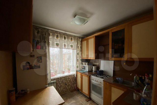 Продажа однокомнатной квартиры Наро-Фоминск, улица Карла Маркса 19, цена 3500000 рублей, 2021 год объявление №578468 на megabaz.ru