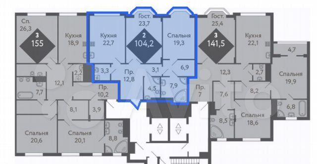 Продажа студии Москва, метро Кропоткинская, цена 167500000 рублей, 2021 год объявление №597478 на megabaz.ru