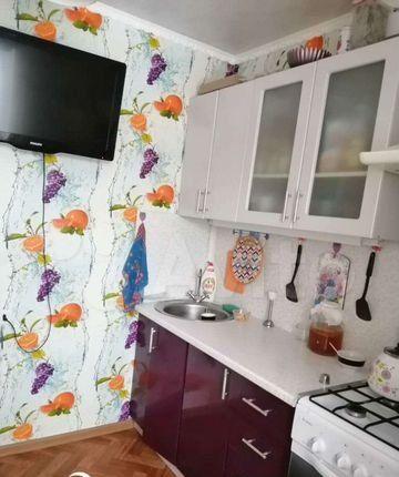 Продажа однокомнатной квартиры поселок Реммаш, Юбилейная улица 11, цена 1850000 рублей, 2021 год объявление №578931 на megabaz.ru