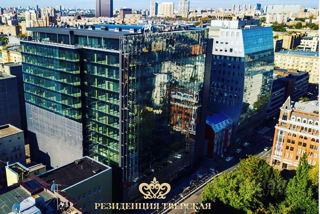 Продажа трёхкомнатной квартиры Москва, метро Маяковская, 2-я Брестская улица 6, цена 58000000 рублей, 2021 год объявление №641869 на megabaz.ru