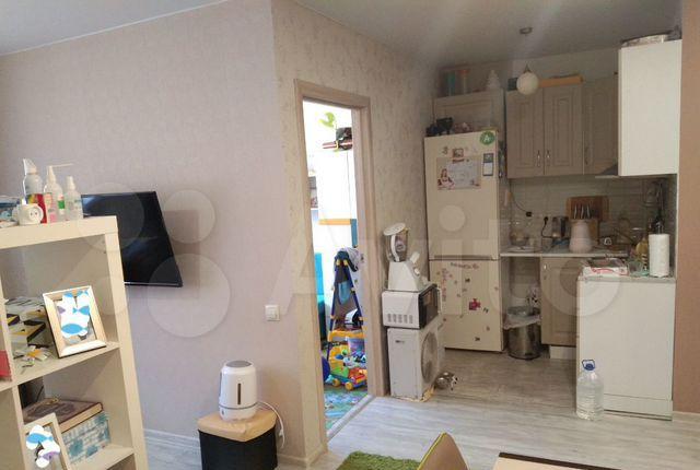 Продажа двухкомнатной квартиры деревня Большие Жеребцы, цена 3450000 рублей, 2021 год объявление №401323 на megabaz.ru