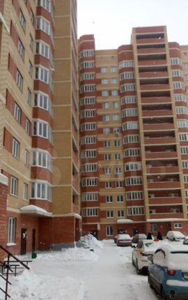 Продажа двухкомнатной квартиры Лыткарино, улица Ленина 12, цена 4980000 рублей, 2021 год объявление №579001 на megabaz.ru