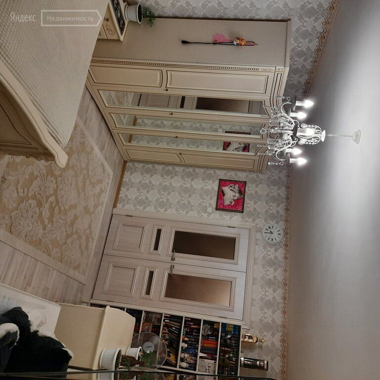 Продажа однокомнатной квартиры село Ямкино, улица Центральная Усадьба 10А, цена 3900000 рублей, 2021 год объявление №596779 на megabaz.ru
