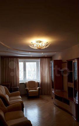 Аренда трёхкомнатной квартиры Москва, метро Коломенская, Коломенский проезд вл1к1, цена 75000 рублей, 2021 год объявление №1338457 на megabaz.ru