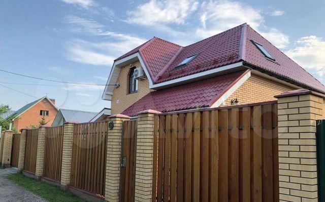 Продажа дома поселок Нагорное, Новая Нагорная улица 10, цена 17500000 рублей, 2021 год объявление №579441 на megabaz.ru