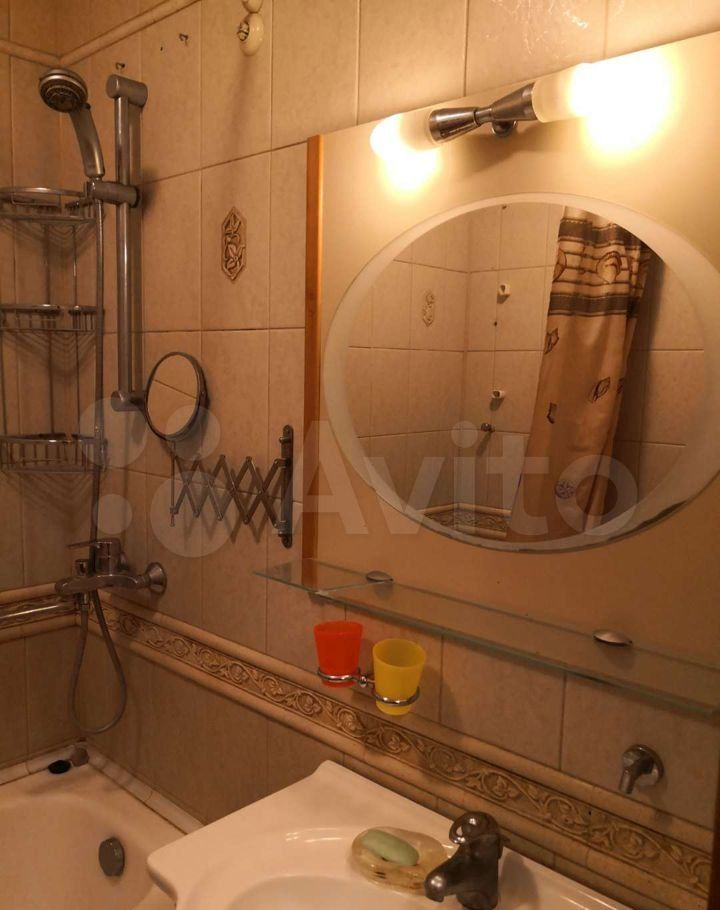 Аренда трёхкомнатной квартиры Одинцово, Можайское шоссе 34, цена 50000 рублей, 2021 год объявление №1359309 на megabaz.ru